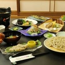 ☆料理_夕食_全体