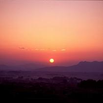 【レストラン】夕陽の沈む時間帯がおすすめ!綺麗な景色に思わずうっとり♪