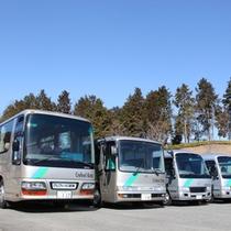 JR能登川駅より送迎バスもございます(要事前予約)