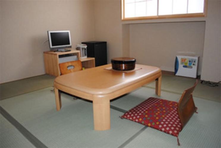 8畳間和室(春~秋仕様)