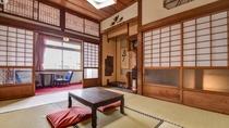 *【和室一例】趣ある和室で書院造の建築様式をお楽しみください。