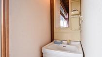 *【和室一例】洗面台
