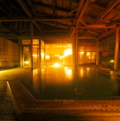 露天風呂「檜の湯」