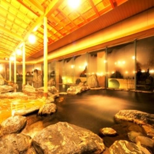 大浴場『巌の湯』