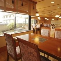 レストラン会場の一例