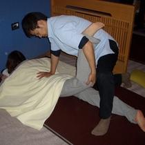 タイ古式 & 足つぼ マッサージ (有料)