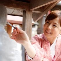 美肌祈願!清巌寺の「おしろい地蔵さま」