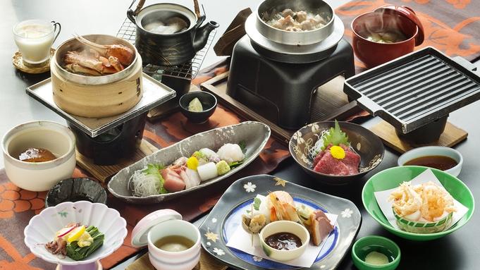 【夏の活き鮮魚祭り】「やっぱり旨い!富山の鮮魚」<活きアワビ・活きサザエ・地産鮮魚>をプラスで堪能♪