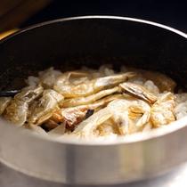 ◆白海老釜飯◆