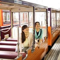 ◆トロッコ電車◆