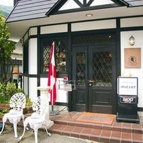 ◆カフェ モーツァルト◆(外観)