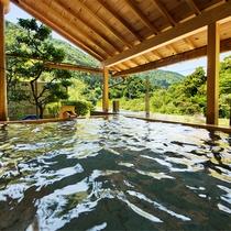 ■川床露天風呂■