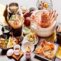 ■活き本ズワイ蟹2杯■