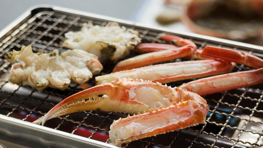 ■焼き蟹■