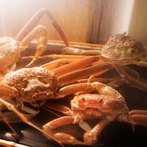 ■活き蟹(生簀)■