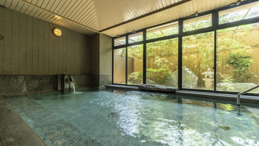 湯村温泉の泉質は保湿・保温効果が期待できます(無色透明/無臭)