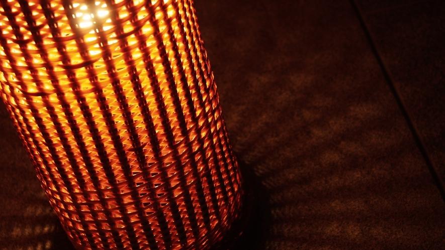 【兵庫の伝統工芸】兵庫県/豊岡の豊岡杞柳(きりゅう)細工の照明