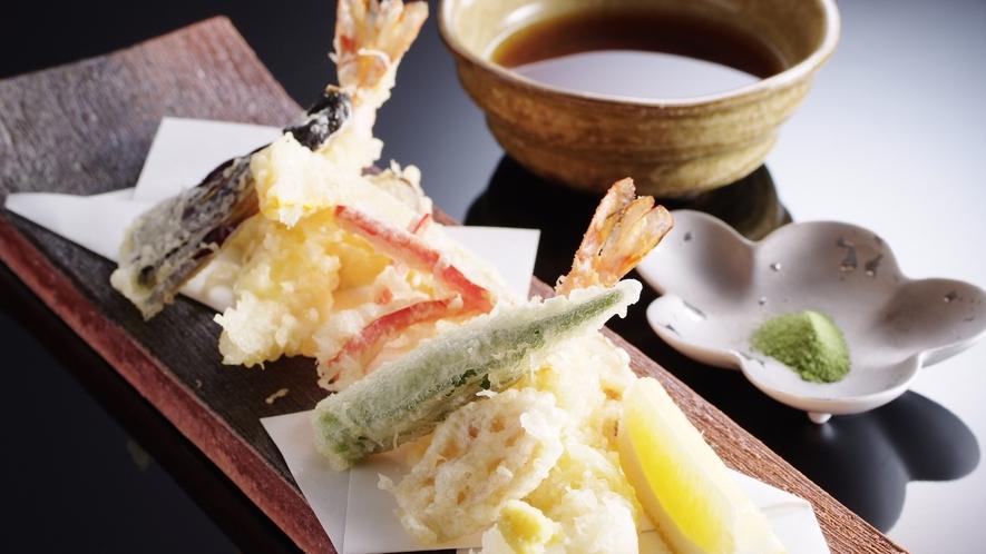【別注料理】季節の天麩羅盛り合わせ ※要事前予約