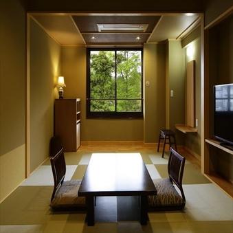 【505山吹】和室8畳+広縁+バス・トイレ付き