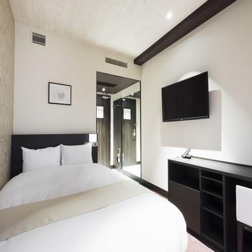 Japanese Modern Double(ベッド幅140cm)1室1名様~2名様
