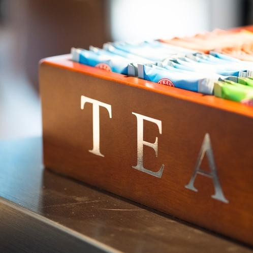 紅茶の種類も豊富☆