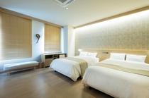 Room in Bath Twin(ベッド幅140cm×2台)