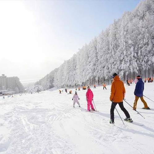 スキー場イメージ