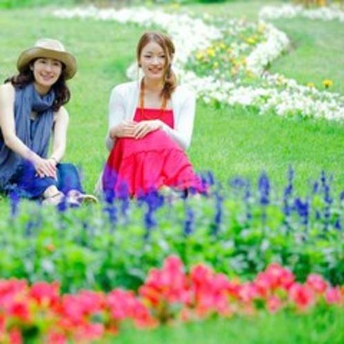 【るんるん♪スポット】花のみち「ル・ノンノ」