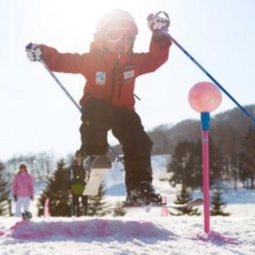 【ゲレンデ】体いっぱいで楽しい!!頑張って上達したら楽しくて!もっともっと滑りたい!