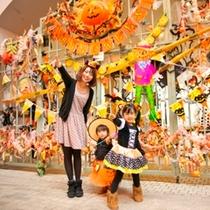 【ハロウィン】ルスツハッピーイベント★キラキラ☆ワクワク☆彡家族で楽しくハロウィンを楽しんじゃおう!