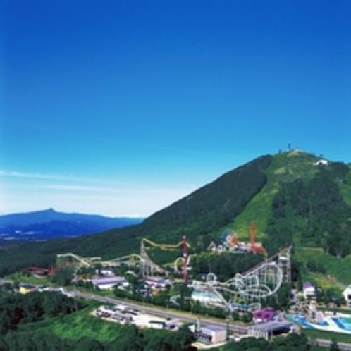日本最大級★ルスツリゾート遊園地