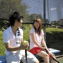 【テニスヴィレッジ】テニスサークル・テニス合宿にオススメ♪