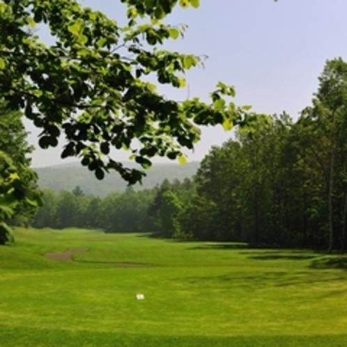 【ゴルフ場】いずみかわコース。4コースの中でも初心者や女性にも優しいコース設計