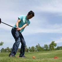 【パークゴルフ】大人から子供まで気軽にプレイ♪