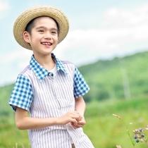 【滞在】麦わら帽子が似合うルスツの夏に遊びにきませんか