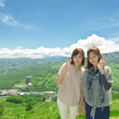 【羊蹄パノラマテラス】女子旅にもおすすめ!大自然を感じてリラックス♪山頂は北海道有数のパワースポット