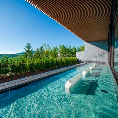 【館内施設】ノースウイング大浴場(温泉露天風呂あり)宿泊者利用無料