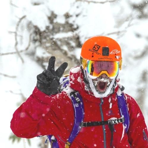 【ゲレンデ】新雪をおもいっきり遊ぶ!この季節が楽しい!