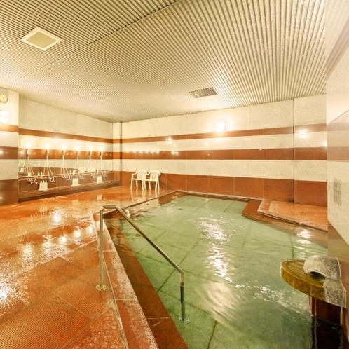 【館内施設】サウスウイング大浴場(沸かし湯)