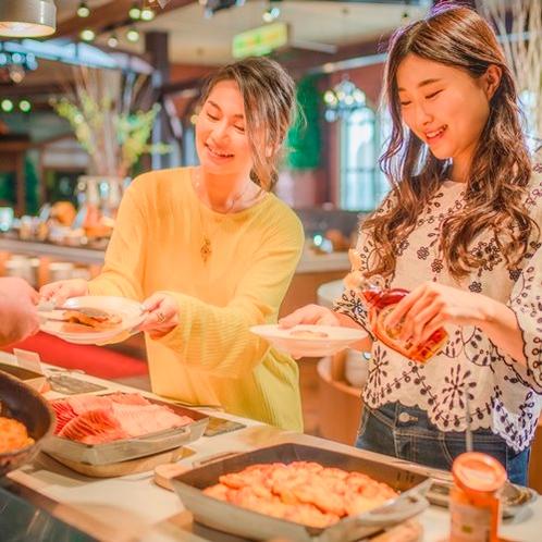 【朝食ブッフェ】フレンチトースト ※オクトーバーフェストイメージ