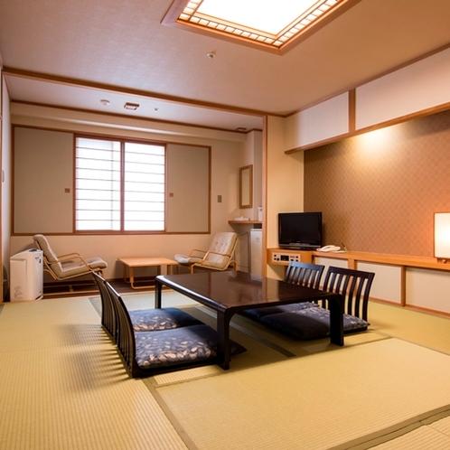 【ルスツリゾートホテル&コンベンション】スタンダード和室例