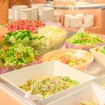 【朝食ブッフェ】サラダマルシェ ※オクトーバーフェストイメージ