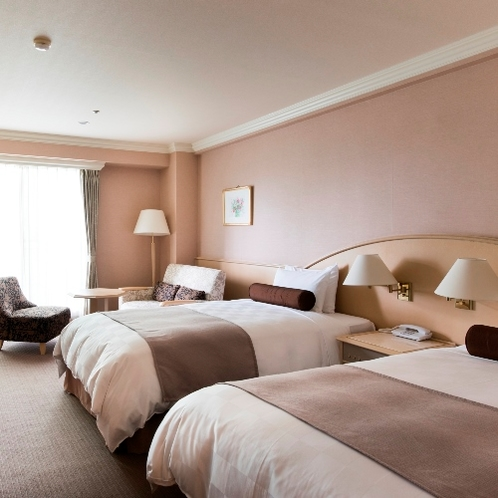 【ルスツリゾートホテル&コンベンション】スタンダード洋室例