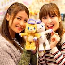 【館内施設】ショッピング。北海道らしいお土産から可愛いグッズまで揃います♪