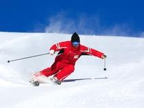 【札幌国際スキー場】良質な白銀の世界でスキースノボ三昧