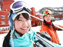 【スキースノボ】パウダースノーを満喫