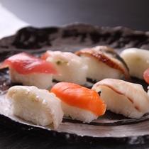 【夕食バイキング】手造り握り寿司