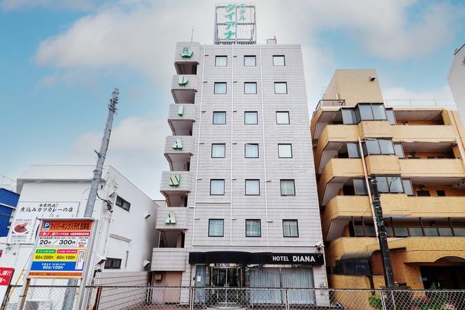 OYOホテル ダイアナ 八千代台