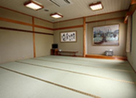 くつろぎ和室6〜32畳☆温泉サウナ無料♪【バストイレ無し】