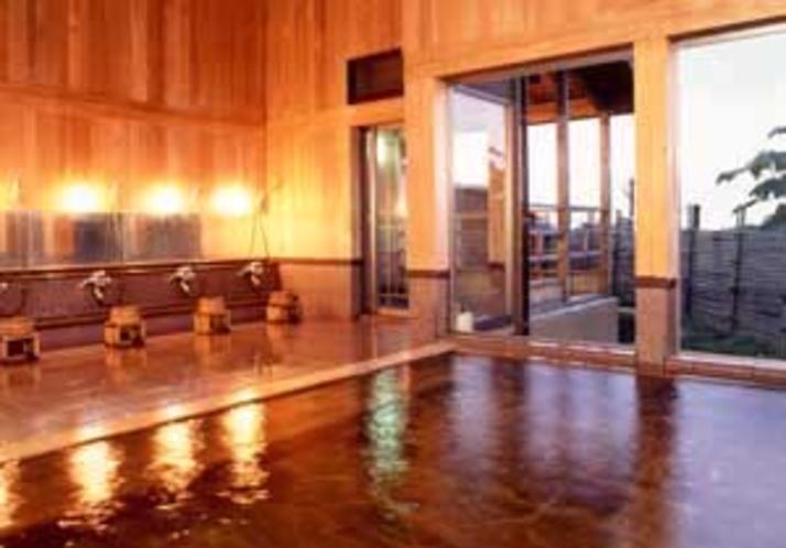 大浴場「眺海の湯」